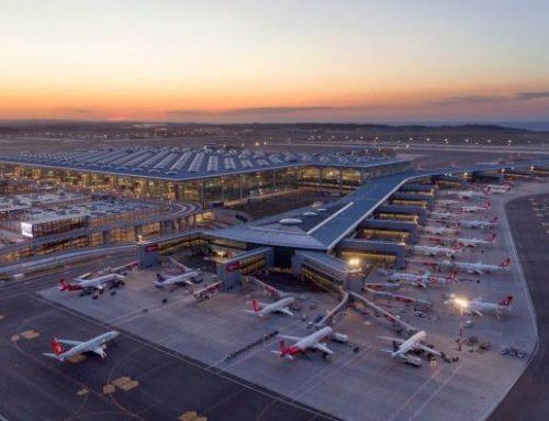 Istanbul Airport nu grootste luchthaven van Europa